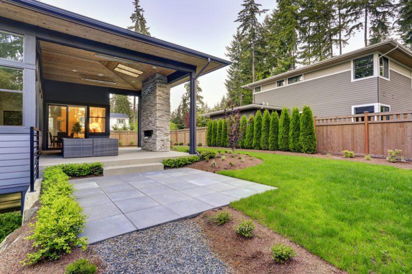 amenagement paysager maison