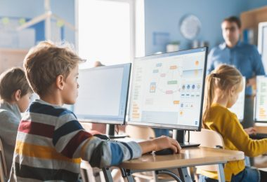 logiciels éducatifs